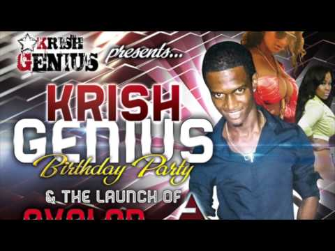 Deep Jahi – Krish Genius Bday Tuesday April, 22 @ Mingles, Big Bridge, Sav | Reggae, Dancehall, Bashment