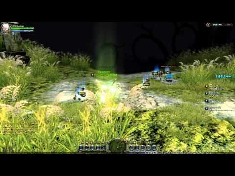DragonNest : New Class Sniper Part 01