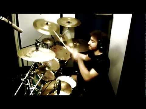 Corrado Rontani - Porcupine Tree, Blackest Eyes - DRUM COVER