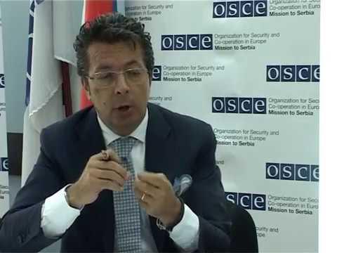 Intervju sa šefom Misije OEBS-a Andreom Oricijom
