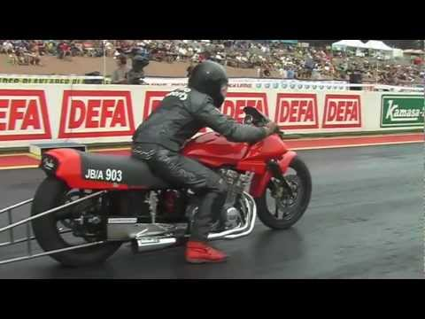 Katana Junior Drag Bike etc. at 2012 FHRA NitroNats