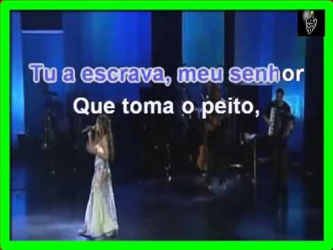 VIDEO KARAOKE ELBA RAMALHO CIRANDA DA ROSA VERMELHA