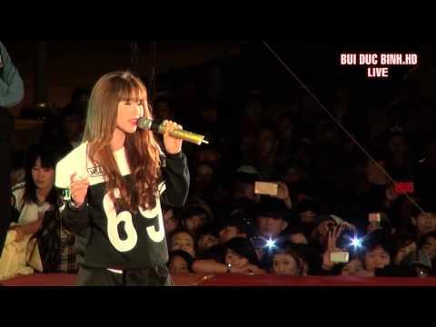 [ Fancam ] Người yêu cũ - Khởi My Live in Bảo Lộc