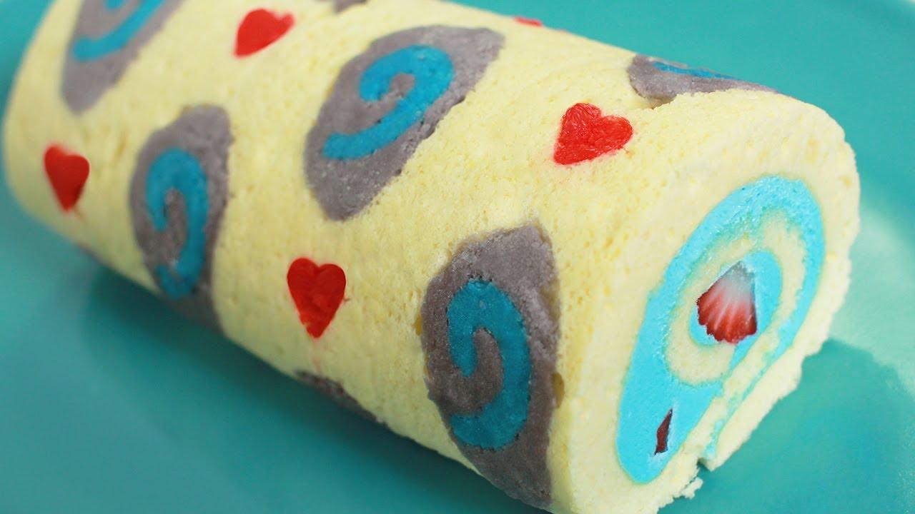 Nerdy Nummies Roll Cake