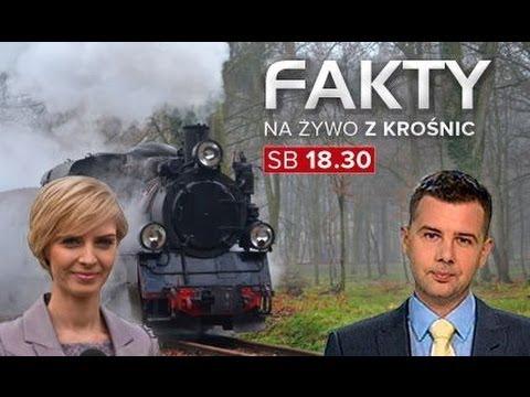 TV jaja - W sobotę Fakty na żywo z Krośnic!