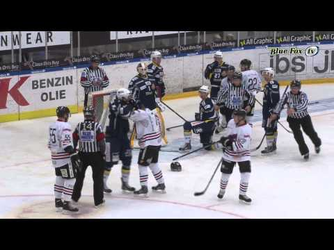 01-11-13 highlights Blue Fox - Aalborg Pirates