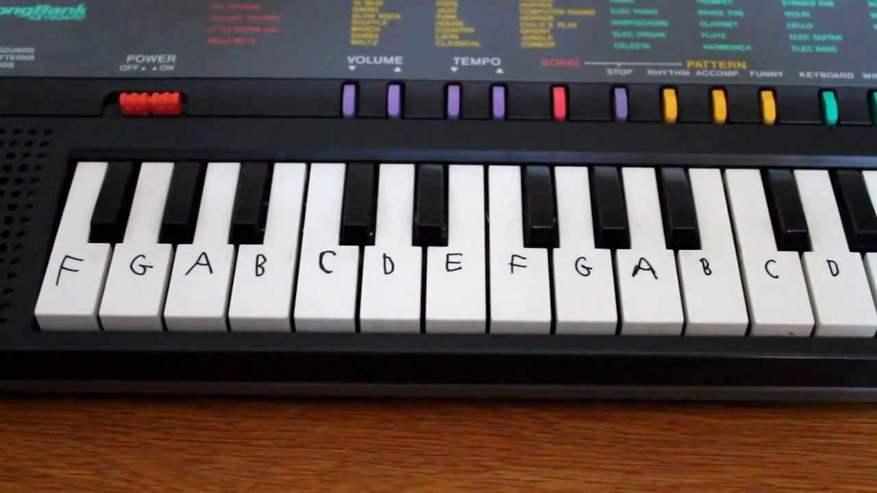Casio Or Yamaha Keyboard For Beginners