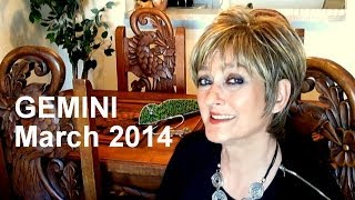 GEMINI MARCH 2014 Astrology Forecast 2014 Karen Lustrup