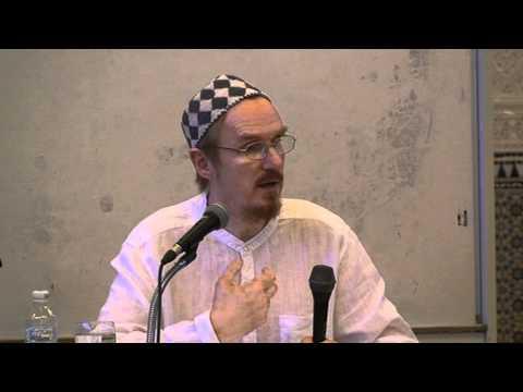 Shaykh Abdal Hakim Murad - Crisis of Modern Consciousness - Q&A