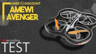 TEST DE VOL du Drône AVENGER PAR Hard-n-discount.fr