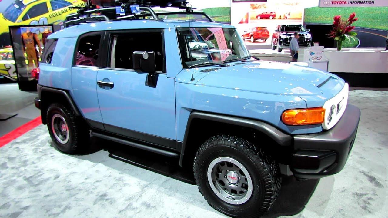 Fj ultimate trail edition for sale autos post