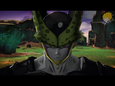 Dragon Ball Z: Battle of Z - Super Vegeta Vs Perfect Cell【HD】