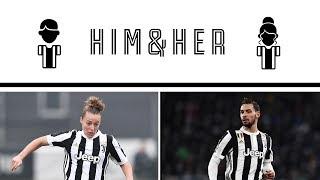 #HimAndHer Ep.12: De Sciglio interviews Galli!