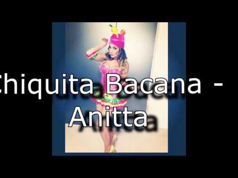 Anitta - Chiquita Bacana - VADS MUSIC Oficial