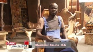Great Entrepreneur | Calebasse Et Corne - Mamadou Saliou BA