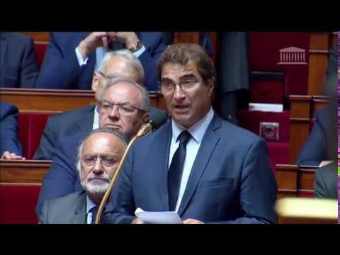 M. Christian Jacob - Hommage à Jacques Chirac