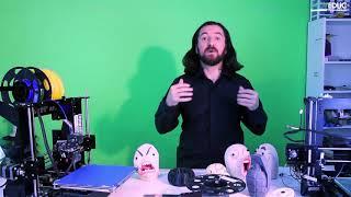 Espaço Maker - Claudio Sampaio explica como funciona uma impressora 3D