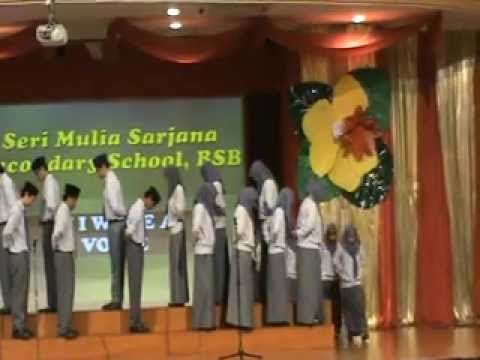 If I Were A Voice by Seri Mulia Sarjana Secondary School - Choral Speaking Competition 2011