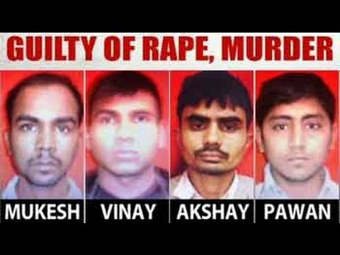 Delhi gang-rape verdict: Four convicted of rape and murder in the case that became India's fight