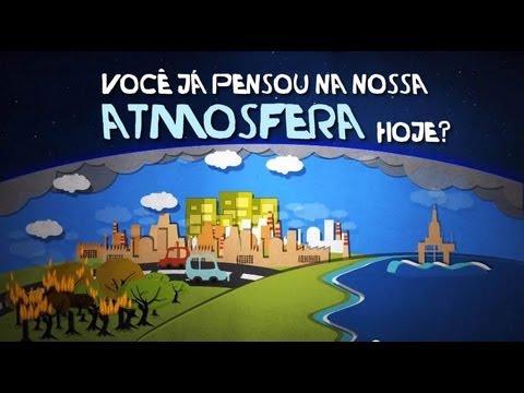 Vídeo educativo aborda problemas causados por poluição do ar