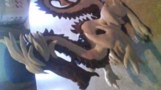 Esculturas de plastilina