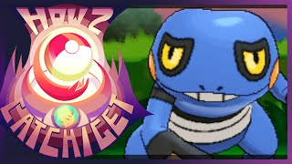 How & Where To Catch/get Croagunk In Pokemon X And Y