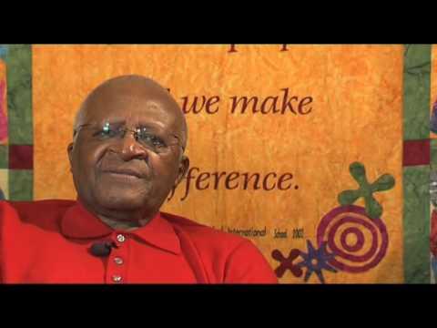 Desmond Tutu - Climate Ally