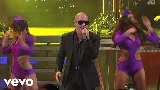 Pitbull - International Love (live)