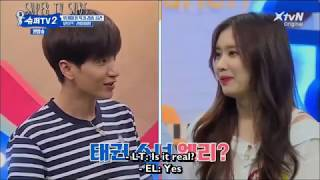 ENGSUB] 171111 tvN SNL Korea 3-minute boyfriend Leeteuk (Super