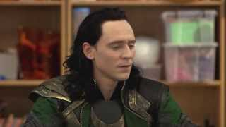 Thor: The Dark World Comedy Central Loki Promos
