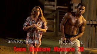 Trey Songz Does Scary Movie 'his Way' Texas Chainsaw 3D