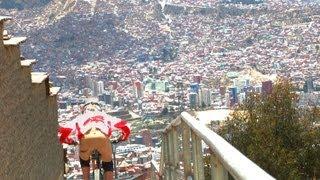Bicicleta - Descenso del Condor.