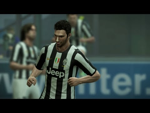 Pro Evolution Soccer 2013 PC Gameplay