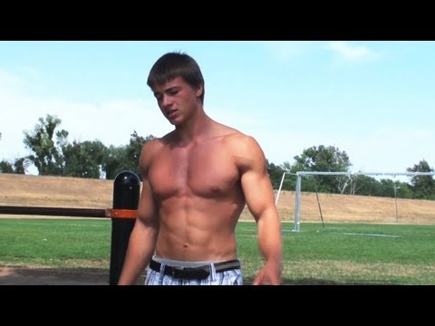 How to Get a Big Chest With Bodyweight Exercises! Only 3 Exercises!
