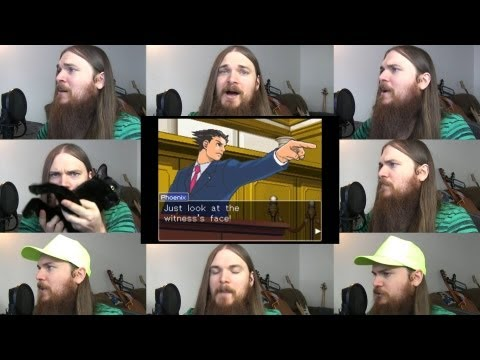 One Man Acapella
