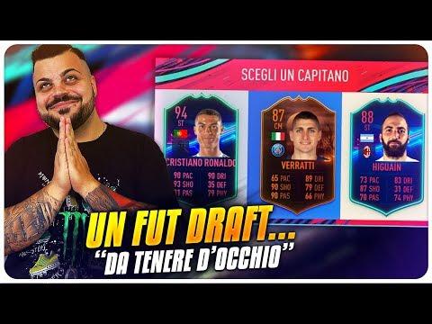 UN DRAFT DA TENERE D'OCCHIO - FIFA 19 FUT DRAFT