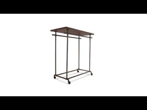 Rolling Garment Racks – Affordable, Quality & Free Shipping in Canada