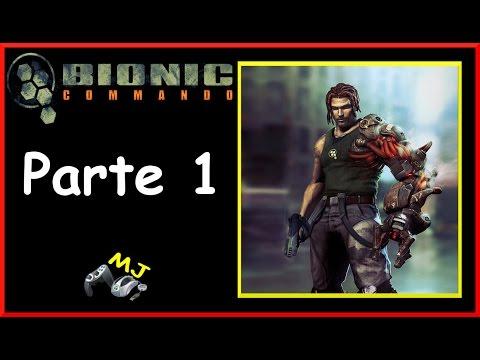 Cine games: Bionic Commando (parte1)
