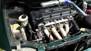 Hyundai Verna 2.0 with modified intake manifold and 70mm throttle body videos