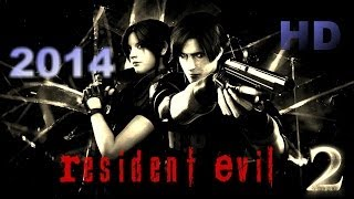 ᴴᴰ Resident Evil 2: The Game Movie (Full Movie) 2014