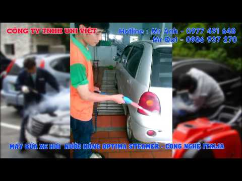 Chuyển giao máy rửa xe công nghệ cao tại Bắc Giang