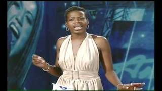 LOOKING BACK AT AMERICAN IDOL FANTASIA BARRINO (FIRST