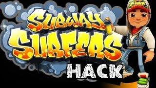Subway Surfer Para Android Hack (monedas Infinitas Y