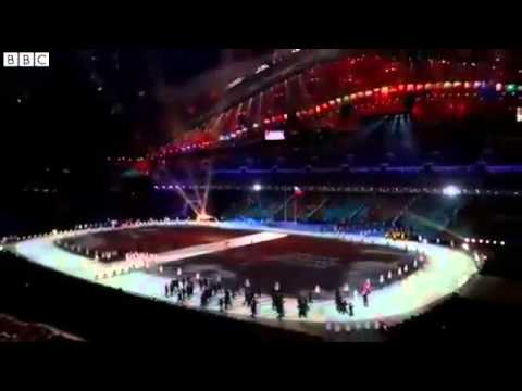 Sochi Winter Olympics Games 2014 Opening Ceremony
