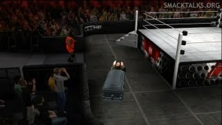 WWE '12: How To Unlock The Casket Match (Cheat Code