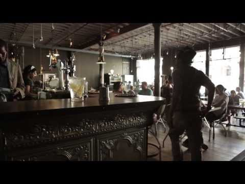 Moabi visits Truth Coffee in Cape Town!