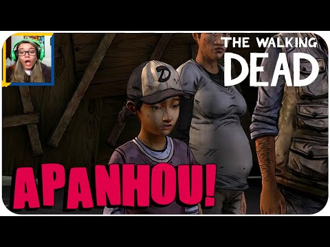 The Walking Dead 2 #11 ALGUÉM APANHOU!