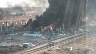Refinery Explosion In Big Spring TX