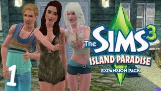 Let's Play The Sims 3 Island Paradise (Part 1) Create