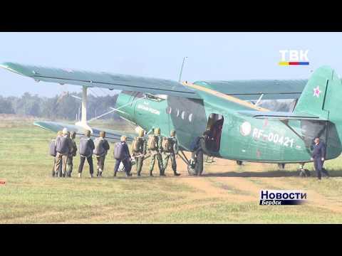 Бегают, плавают, прыгают с парашютом: юные десантники борются за звание лучшего в Бердске